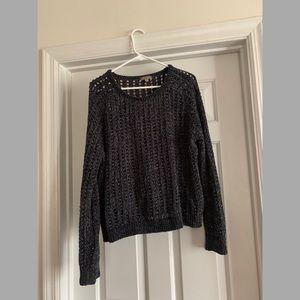 Lilla P velour sweater